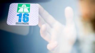 Bundesrat will Vignette digitalisieren