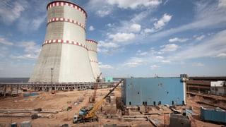 Hochkonjunktur für Atomenergie in Russland