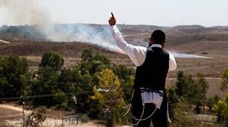 Gewaltspirale im Nahen Osten dreht immer schneller