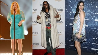 Snoop Dogg, Kelly Clarkson und Liv Tyler im Babyglück