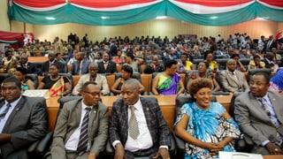 Burundi wendet sich vom Internationalen Strafgerichtshof ab