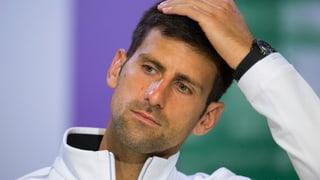 Djokovic bangt um die Australian Open