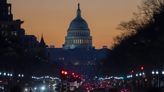 US-«Shutdown» dauert wohl bis ins nächste Jahr