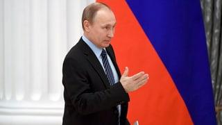 Putin offen für Treffen mit Trump