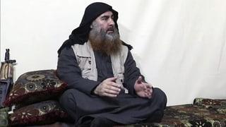 Terror-Anführer Al-Bagdadi lebt offenbar