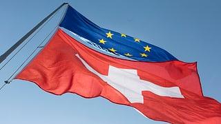 UE: Favurisar Svizzers avant burgais da l'UE  n'è betg pussaivel