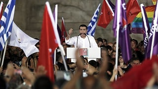 Schwierige Ausgangslage für Tsipras