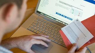 Keine Wahlen im Internet: Ostschweizer Kantone enttäuscht