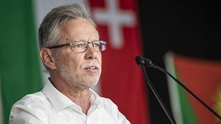 Peter Riebli zum Landratspräsidenten gewählt