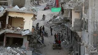Wer kann, verlässt den Gazastreifen