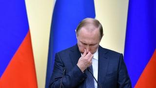 «Moskau sieht die Enthüllungen als Angriff des Westens»