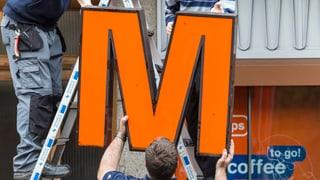 Internetbetrüger missbrauchen Migros-Logo