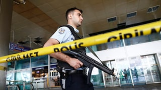 Einer der Attentäter von Istanbul war angeblich Russe