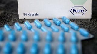 Krebsmedikamente bescheren Roche Gewinnzuwachs