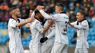 Lugano zeigt dem «neuen» FC Basel die Grenzen auf