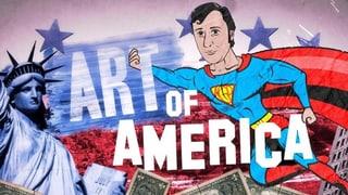 Video «Art of America – Die Suche nach dem Paradies» abspielen