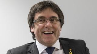 Separatisten schicken Puigdemont wieder ins Rennen