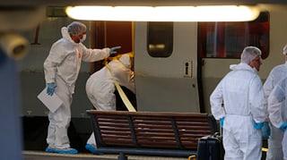 Schüsse im Zug – Passagiere überwältigen Angreifer