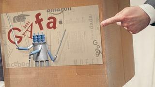 «Dada-Gafa» – ein Plädoyer für mehr Freiheit im Netz
