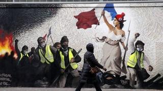 Macron ruft zu nationaler Debatte auf