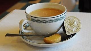So trinken Schweizer ihren Kaffee