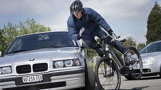«Frisierte» E-Bikes sorgen für mehr Verletzte