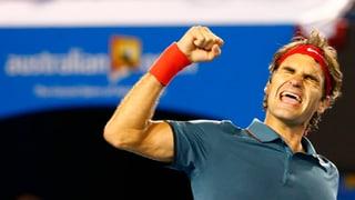 Twitter-Partie nach Federer-Sieg: Promis wollen Schweizer Final