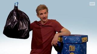 Was passiert mit unserem Abfall?