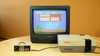 Review: «Super Mario Bros.»