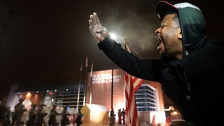 Rassendiskriminierung kein Thema im US-Wahlkampf
