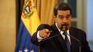 Maduro lässt internationale Hilfe zu