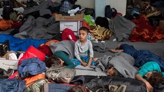 «Tagesgespräch» aus Piräus: Über 3000 Flüchtlinge harren aus