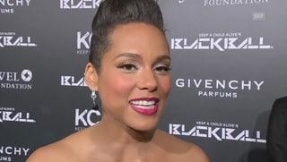 Alicia Keys: Ein zweites Kind für die Sängerin