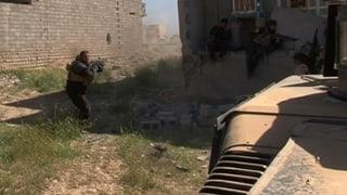 Sturm auf Tikrit: Kämpfe beim IS-Hauptquartier