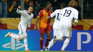 Real Madrid trotz Niederlage weiter