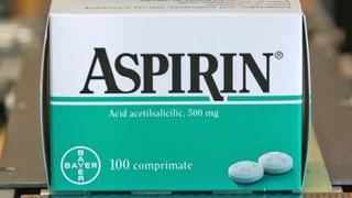 Castur ed aspirin – senz'in na datti betg l'auter