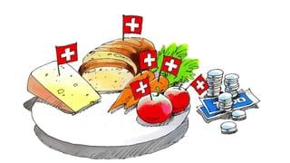 Gegenentwurf zur Initiative «für Ernährungssicherheit» in Kürze