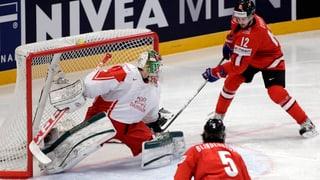 Schweiz nach Sieg über Dänemark im Viertelfinal