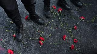 «Der Attentäter hatte Erfahrung im Strassenkampf»