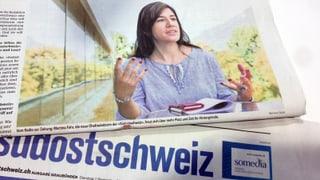 Martina Fehr surpiglia schefredacziun da la «Südostschweiz»
