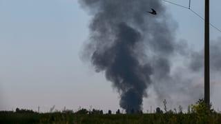 Separatisten schiessen ukrainischen Helikopter ab
