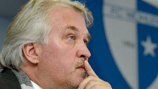 Präsident des FC Wohlen hört nach 18 Jahren auf
