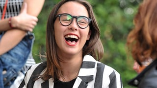 Michelle Hunzikers Aurora: Glück im Job, Glück in der Liebe