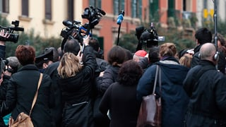 Alle Medien blicken nach Rom