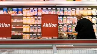 Konsumfreude der Schweizer hält sich in Grenzen