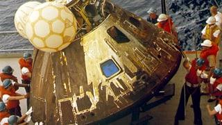 Zurück zur Apollo 13 mit Ex-Astronaut Fred Haise