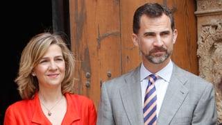 Schwester des spanischen Königs soll angeklagt werden