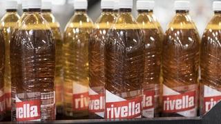 Erneut weniger Rivella in der Schweiz getrunken