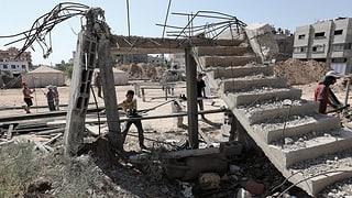 UNO: Gazastreifen geht zugrunde