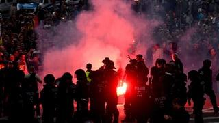 Die Ereignisse von Chemnitz im Überblick